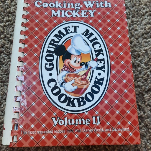 Cooking with Mickey volume 2