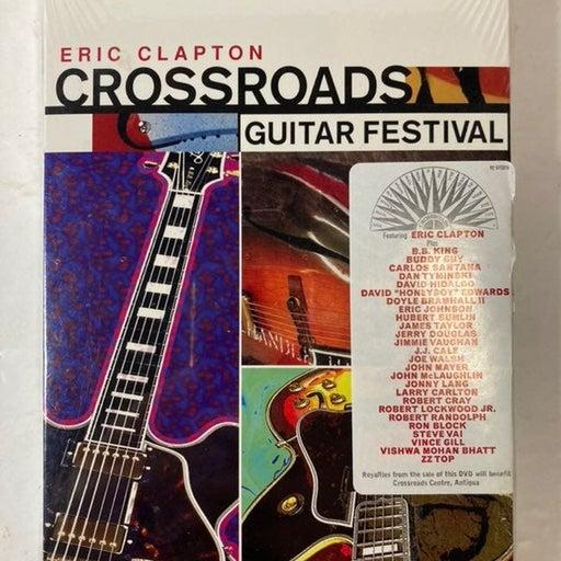 Eric Clapton Crossroads DVD