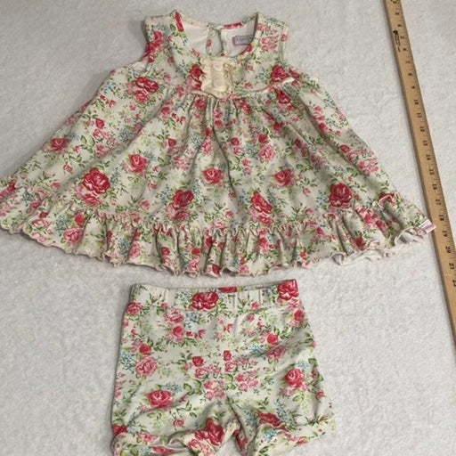 Sweethoney floral play set size 5