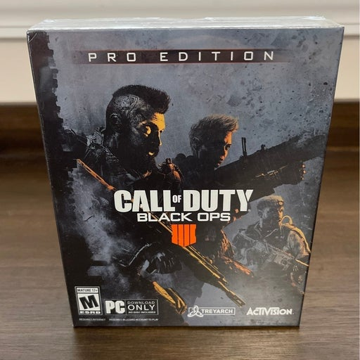 Call of Duty: Black Ops 4- Pro Edition - PC