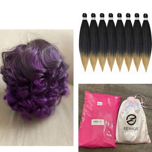 Wig lot bundle lace front