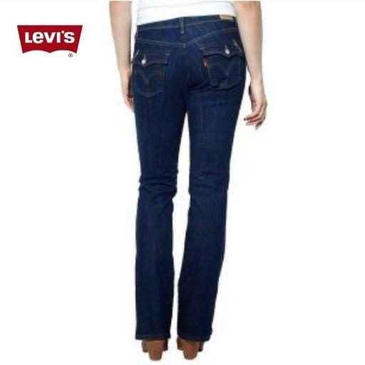 Levis 515 Bootcut Jeans Size 14 Mid Rise