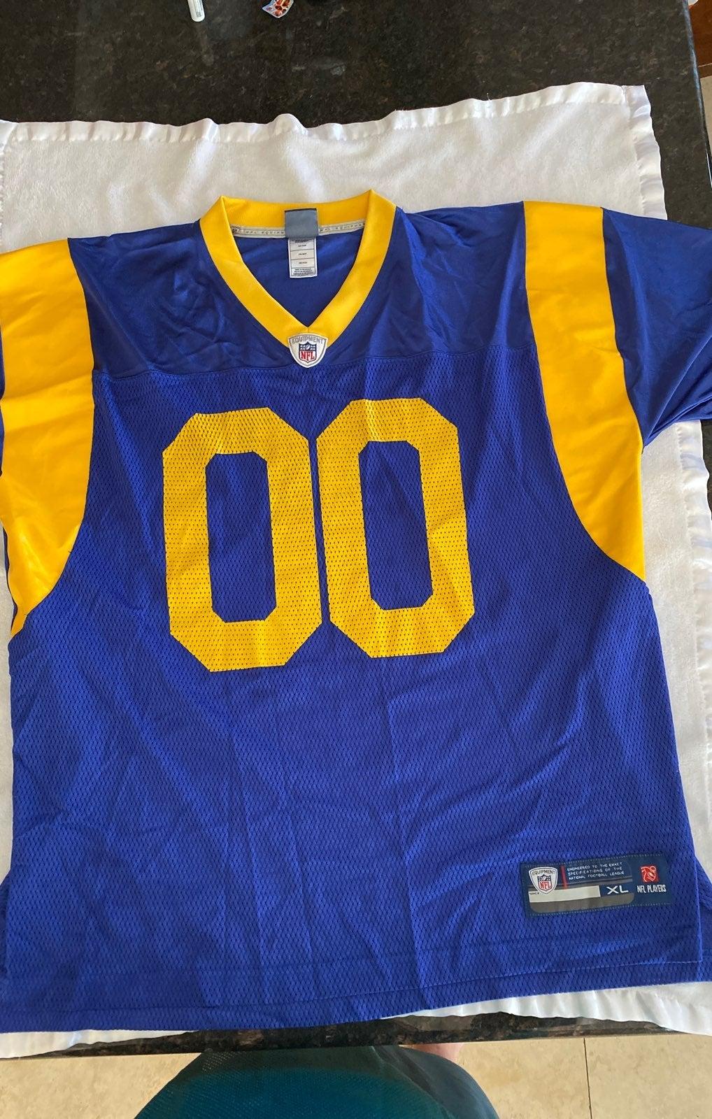 Jersey - LA Rams - Blue Jersey