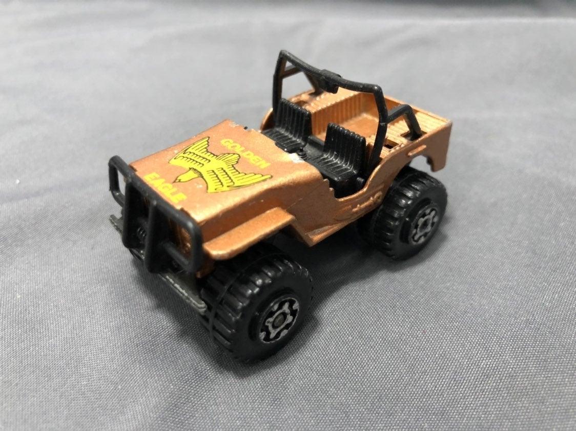 Matchbox 4x4 Jeep 1981