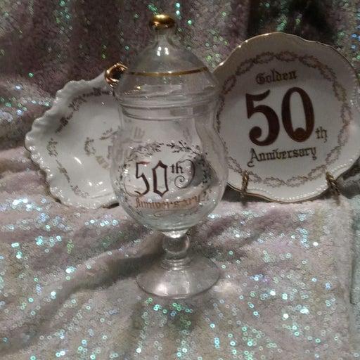 50th anniversary keepsake bundle