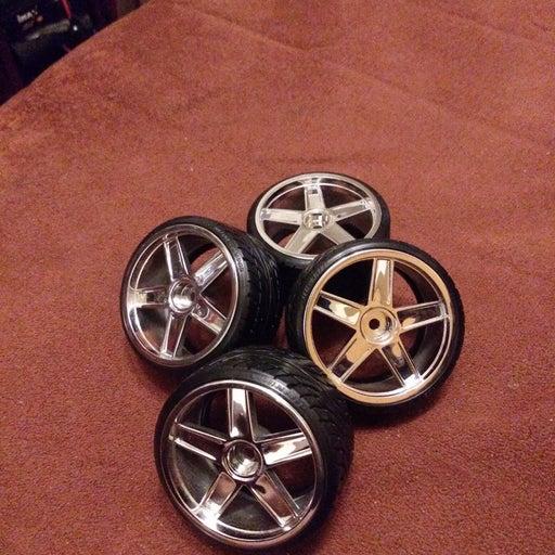1/10 rc drift wheels