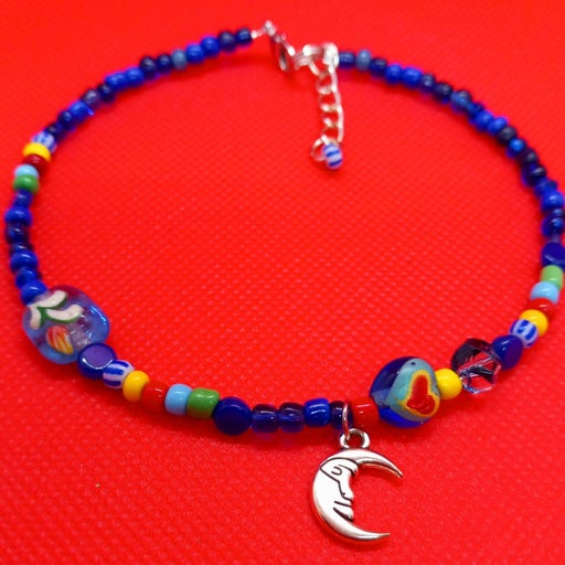 Handcrafted Anklet