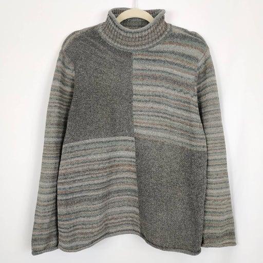 Women's Green Gray ish Sweater Size XL