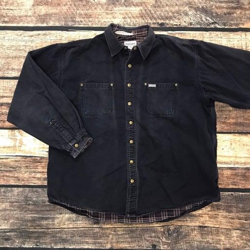 CARHARTT Vintage Grunge Work Jacket/Coat