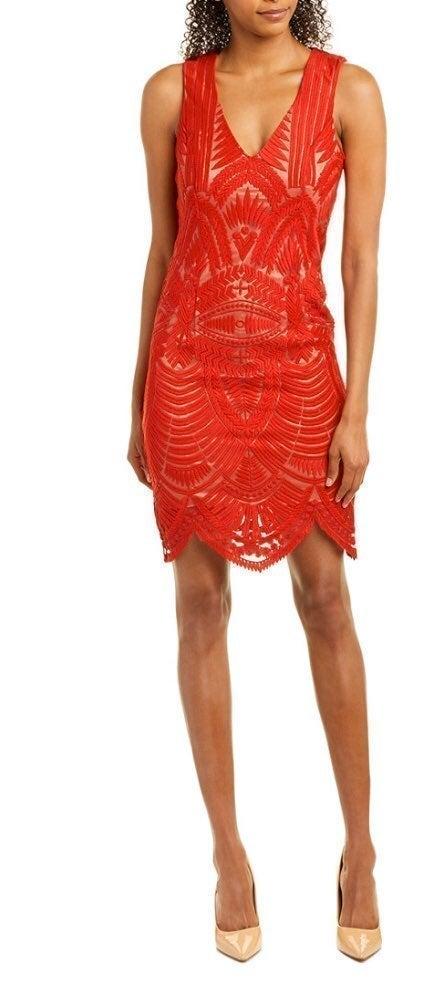 Bardot embroidered womens dresses