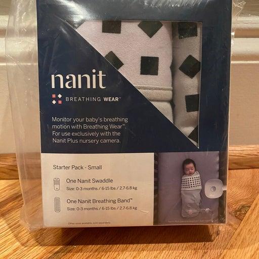 Nanit Breathing Wear Starter Pack - Smal