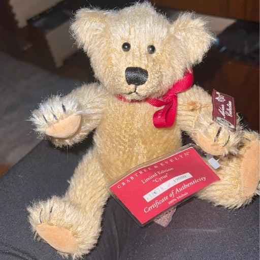 """Cyrus""Bear"