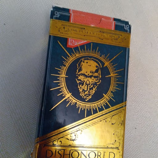 Dishonored Tarot Card Set/Playing Cards