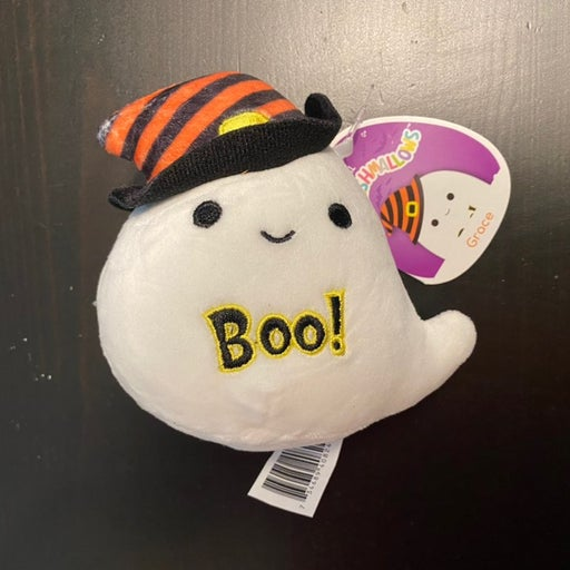 """Squishmallow Grace the Ghost 4"""""""