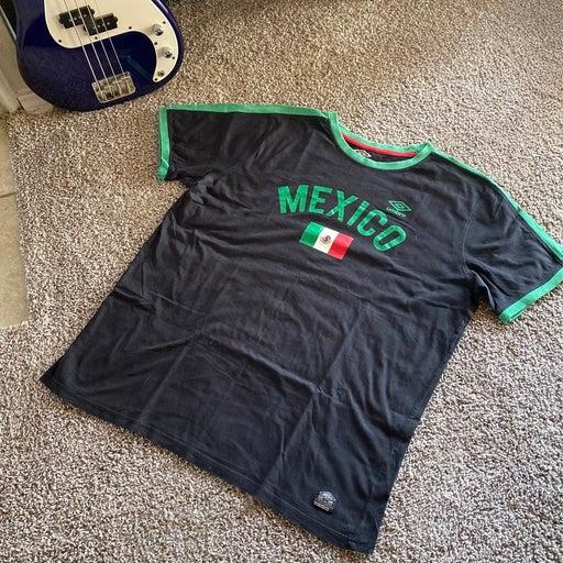 Umbro Mexico Shirt