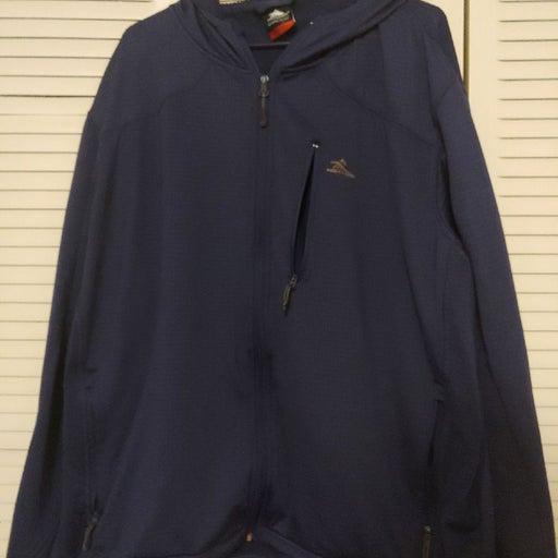 Hooded jacket for men