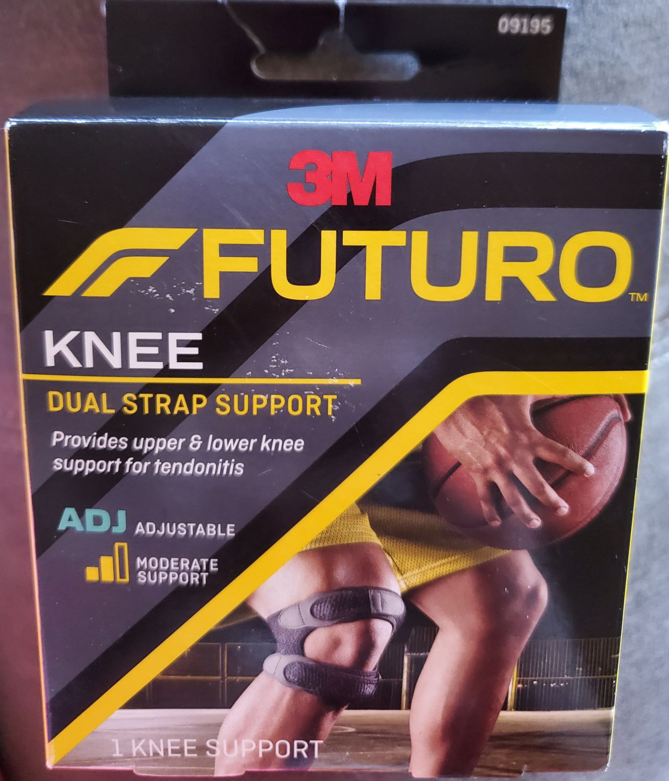 KNEE,DUAL STRAP SUPPORT