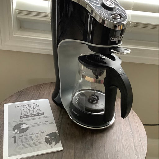 Mr. Coffee Cafe Latte