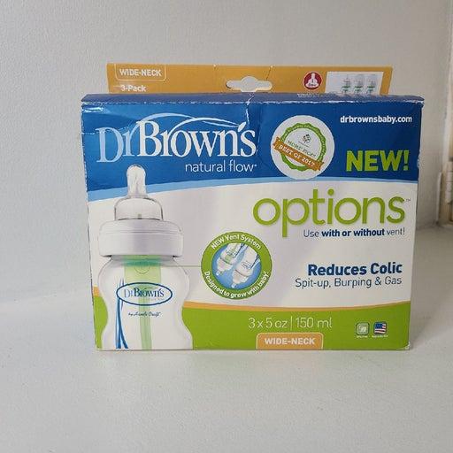 Dr Brown Baby Bottles Natural Flow