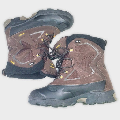 Hi-Tec men's 10 thermo-dry waterproof hiking boots