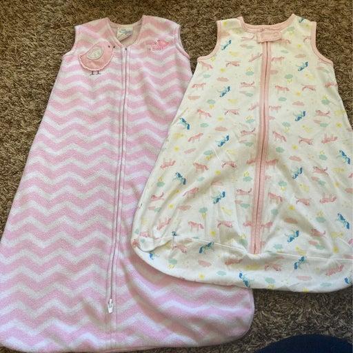 Halo carters sleepsack bundle girl 0-9 months