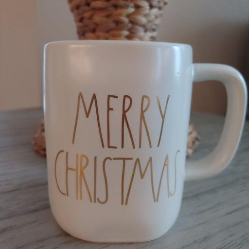Rae Dunn MERRY CHRISTMAS Mug