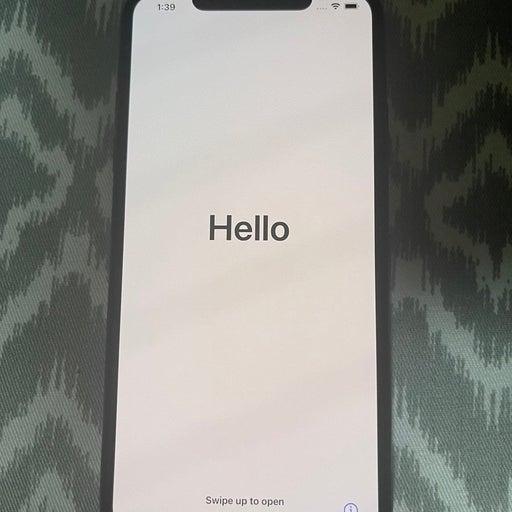 iPhone 11 Pro Max Space Gray 256 gigabytes