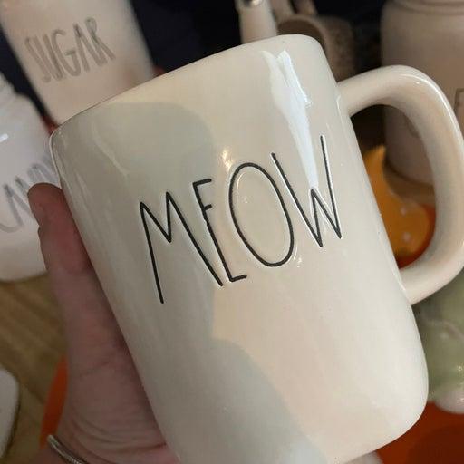 Rae Dunn MEOW Mug