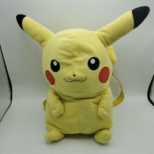 Pokémon Pikachu Plush Backpack