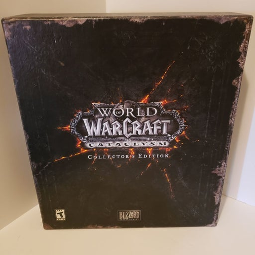World of Warcraft Collectors Edition no