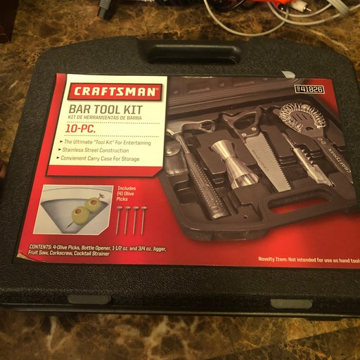 bar tool kit