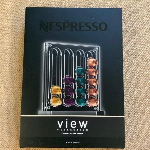 Nespresso Clear View Storage