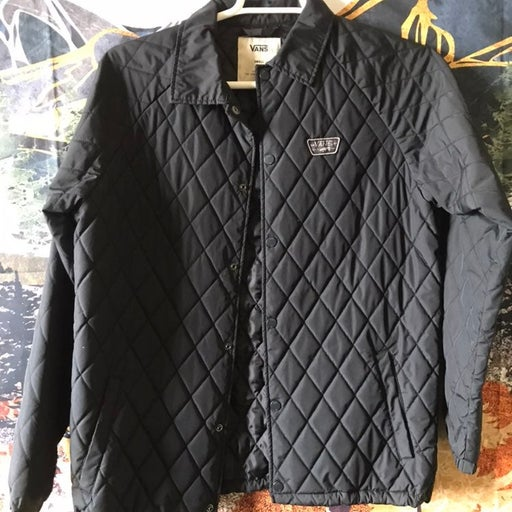 Vans outerwear jacket