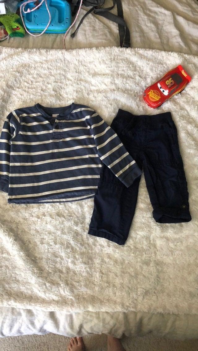 Gymboree Boys outfit size 2T