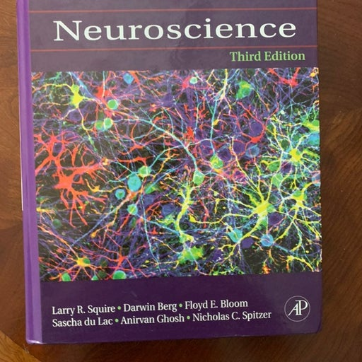 Fundamental Neuroscience 3rd Edition