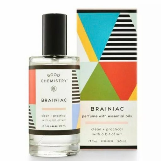 Good chemistry brainiac perfume