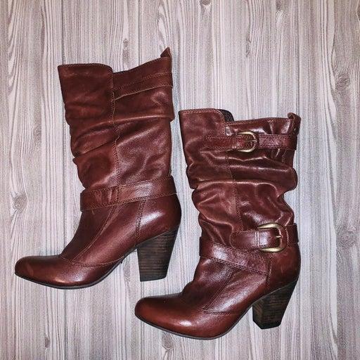 Aldo Salinas Brown Boots.  Size 7