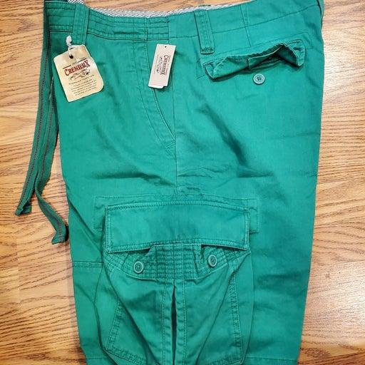 New mens cargo shorts