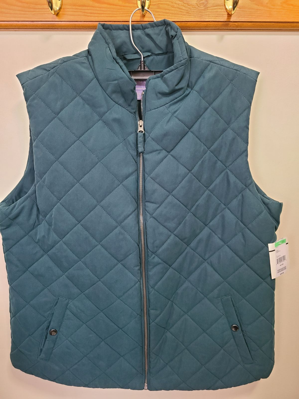 VEST Puffer womans XL