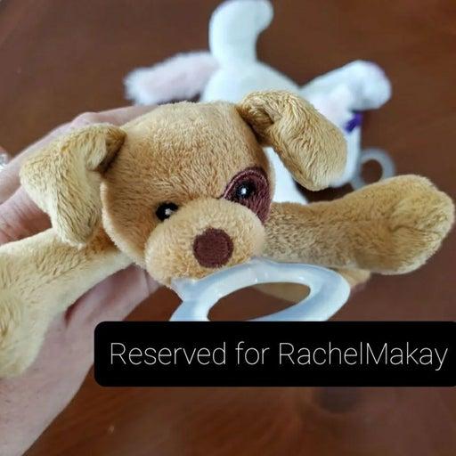 ** Reserved for RachelMakay **