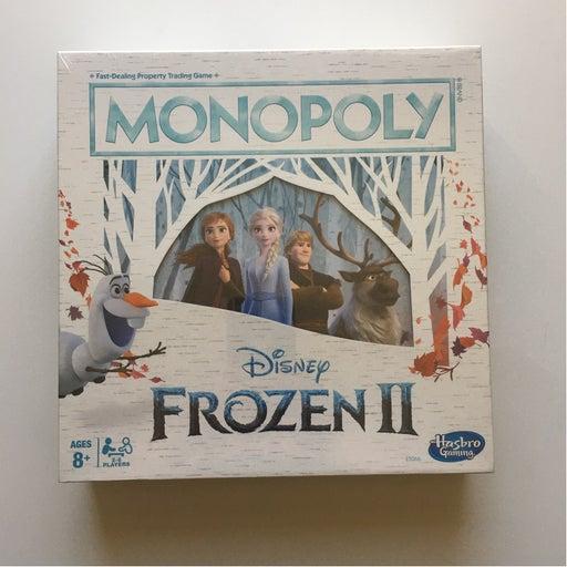 New Disney Frozen 2 Monopoly Boardgame