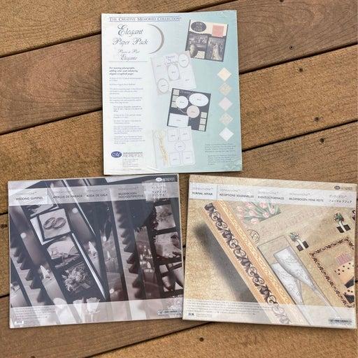 Creative Memories Paper packs
