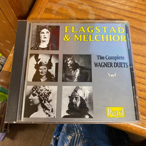 Flagstar & Melchior The Complete Wagner Duets CD