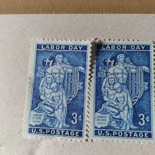 Stamps us postage 3cents