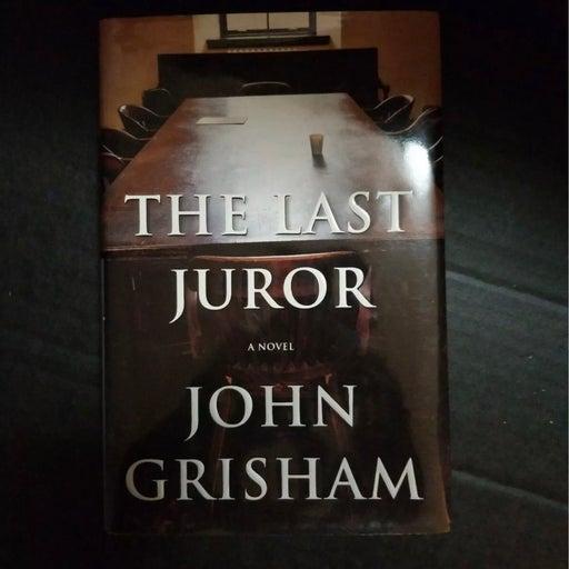 The Last Juror (Grisham, John) - Hardcover By Grisham, John - GOOD