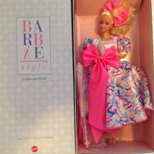 Style Barbie Mint in Box Avon Mattel