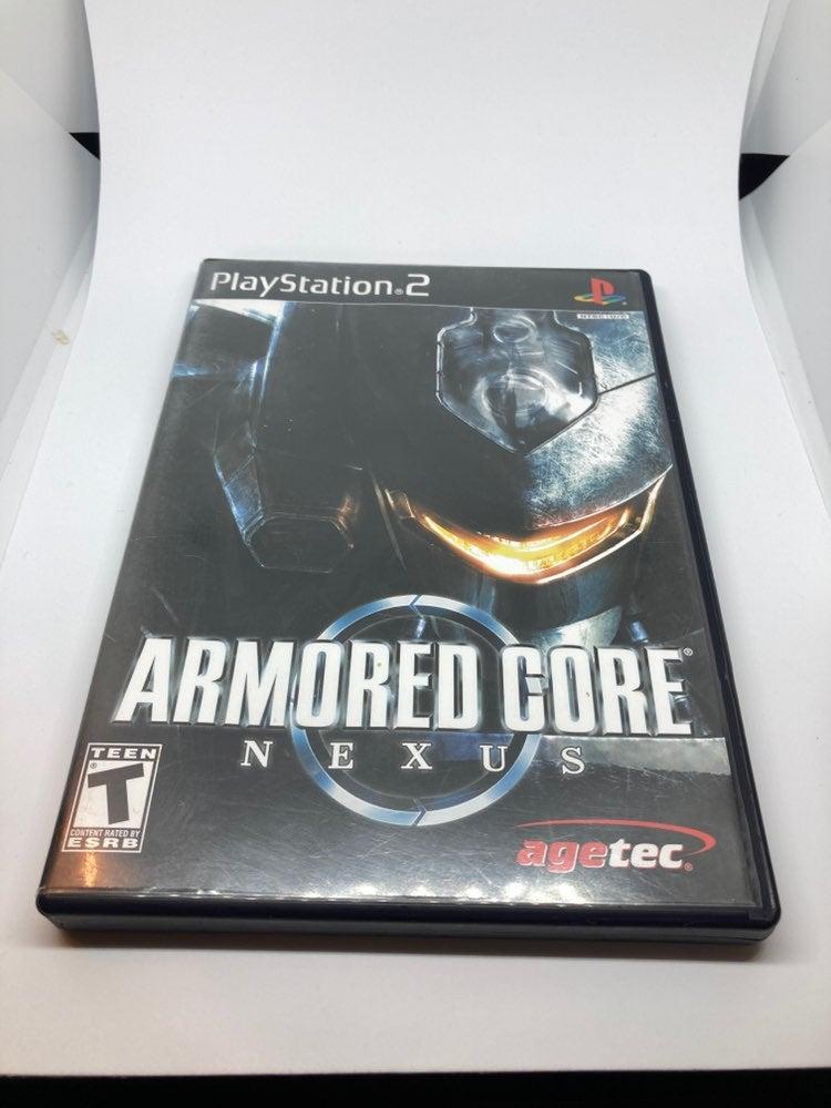 Armored Core NEXUS Ps2 CIB
