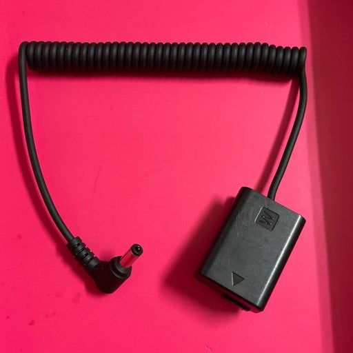 Sony NP-FW50 Power Cable