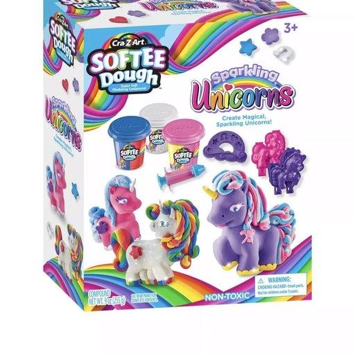 Cra Z Art Softee Dough Sparkling Unicorn