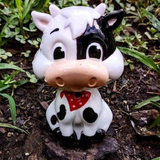 Motion Sensored Sounding Cow